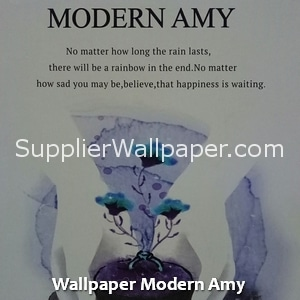 Wallpaper Modern Amy