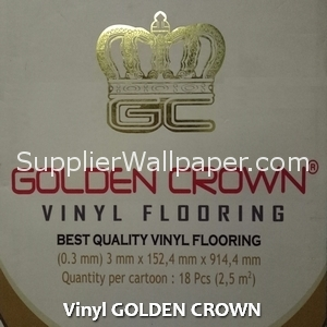 Lantai Vinyl GOLDEN CROWN