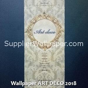 Wallpaper ART DECO 2018