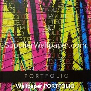 Wallpaper PORTFOLIO