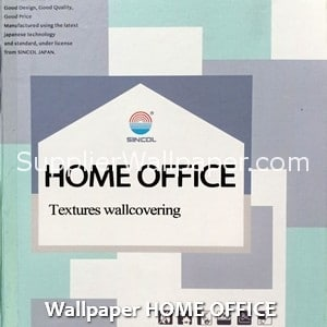 Wallpaper HOME OFFICE