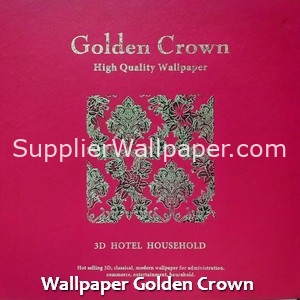 Wallpaper Golden Crown