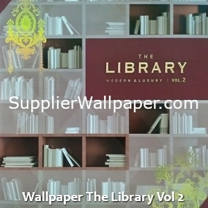 Wallpaper The Library Vol 2