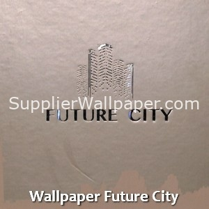 Wallpaper Future City