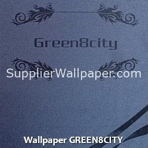 Wallpaper GREEN8CITY
