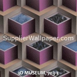 3D MUSEUM, 703-3
