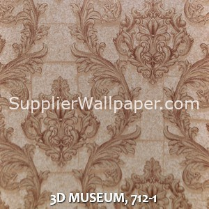 3D MUSEUM, 712-1