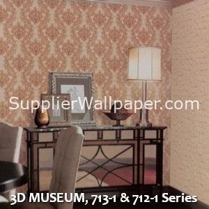 3D MUSEUM, 713-1 & 712-1 Series