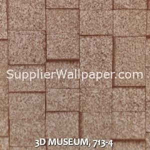 3D MUSEUM, 713-4