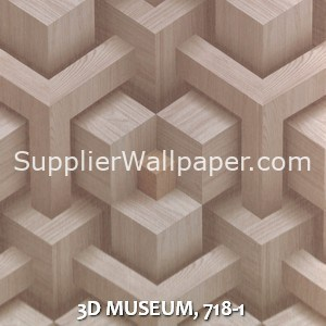 3D MUSEUM, 718-1