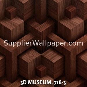 3D MUSEUM, 718-3
