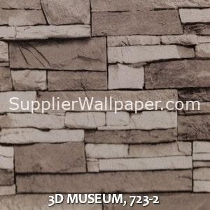 3D MUSEUM, 723-2
