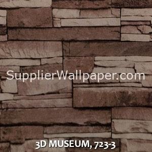 3D MUSEUM, 723-3