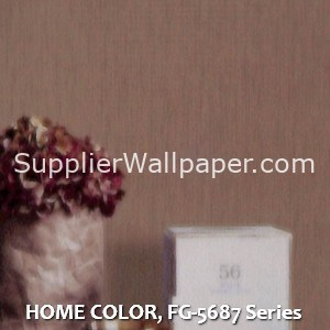 HOME COLOR, FG-5687 Series