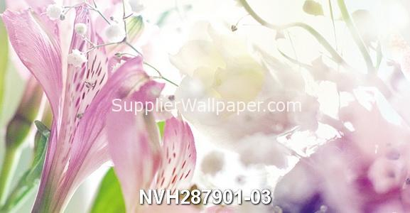 Wallpaper Melody 3 Panel, NVH287901-03