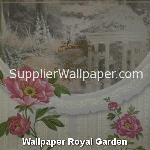 Wallpaper Royal Garden Yulan