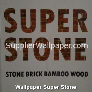 Wallpaper Super Stone